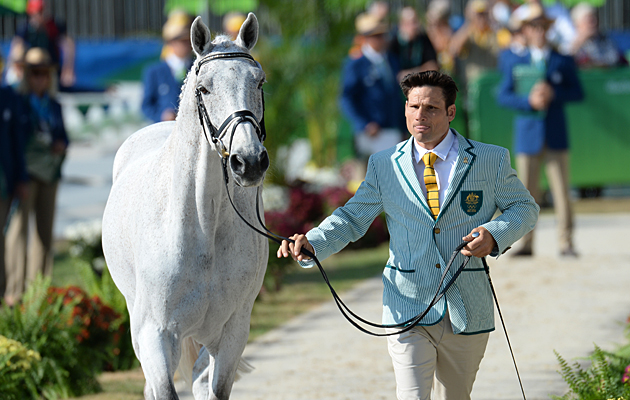 Rate Or Slate Vote For Your Pick From Weird And Wonderful Rio Olympics Trot Up Outfits Horse