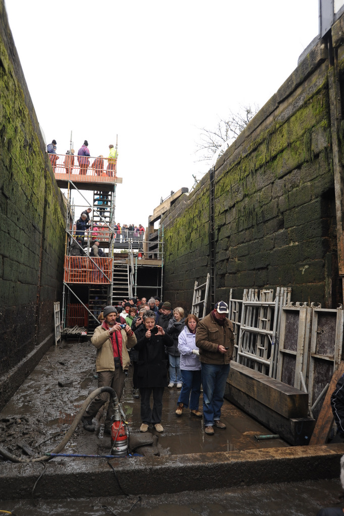 Bingley Five Rise Locks Re Open Motor Boat Amp Yachting