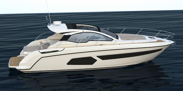 Azimut Yachts To Launch Atlantis 43 At Dsseldorf Boat