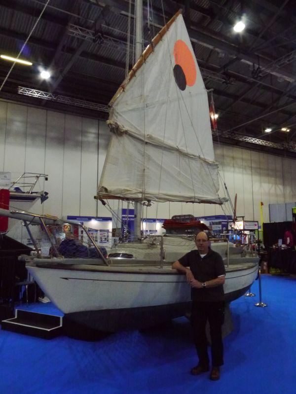 Well Worn Cruising Yachts Inspire London Boat Show