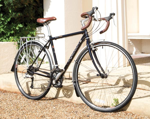 c196f6ea431 Ridgeback Voyage First Ride 849 99 Review Cycling Weekly. Show Thumbnails  Robin S Caletti Cycles Touring Bike
