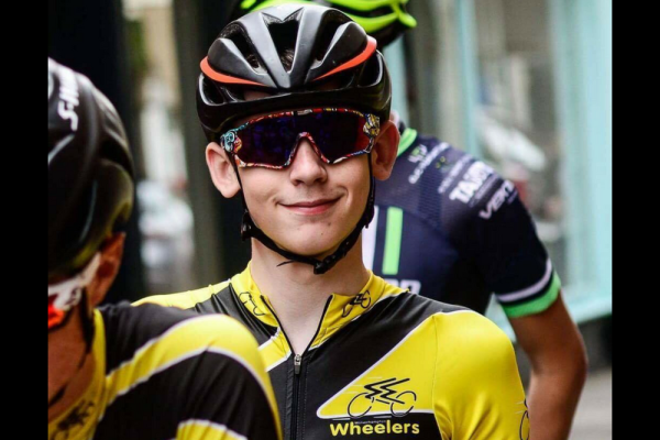 Promising young time triallist Joe Guy killed in collision ...