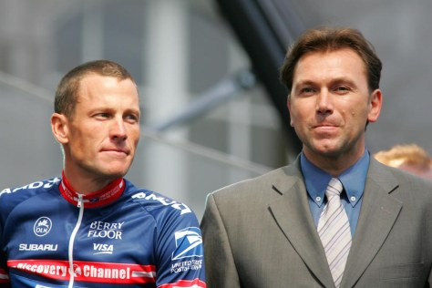 Lance Armstrong's former manager Johan Bruyneel banned from cycling for  life - Cycling Weekly