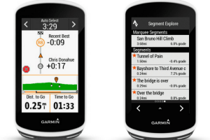 Garmin Edge 1030 GPS unit