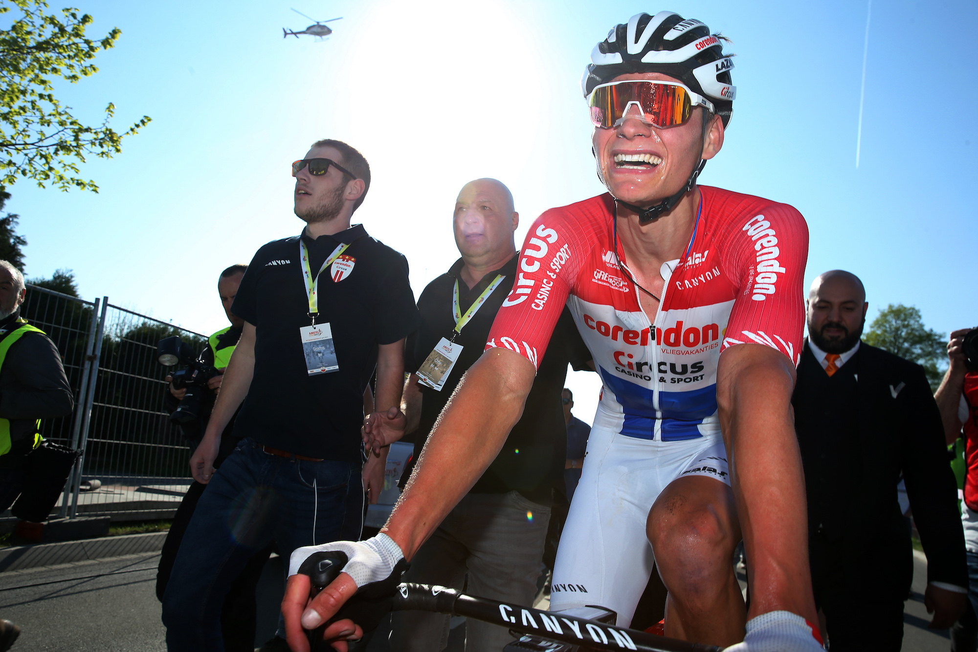 https www cyclingweekly com news racing mathieu van der poel continues outstanding 2019 season first ever mtb world cup victory 425085