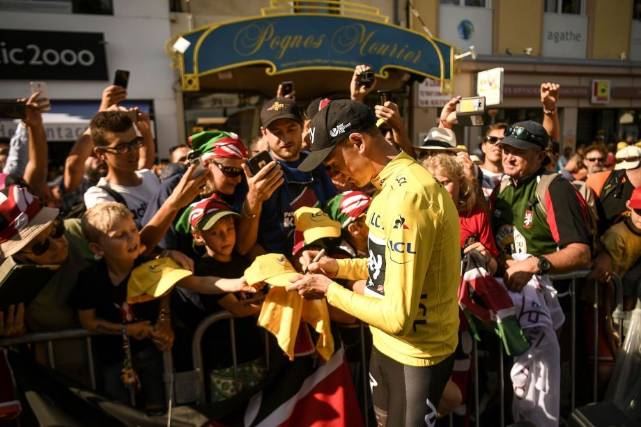 'His old team will be his biggest rival' – Cycling world reacts as Chris Froome will leave Team Ineos for Israel Start-Up Nation