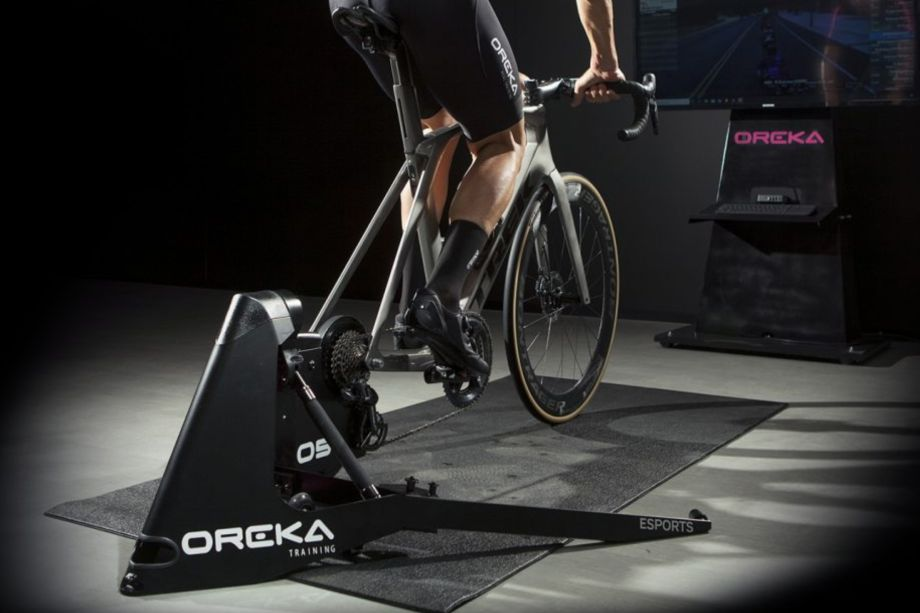 Oreka Training launch off-grid 05 smart turbo trainer