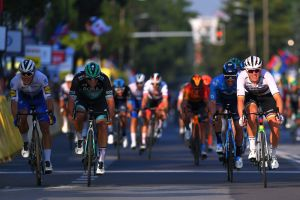 World champion Mads Pedersen surprises the sprinters to win Tour of Poland 2020 stage two