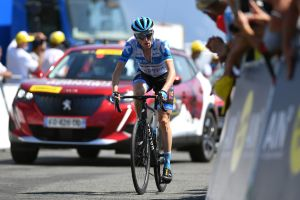 'It's the weirdest feeling because I don't have a scratch on me': Dan Martin forced to retire from Critérium du Dauphiné after crash