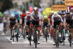 Five talking points from stage one of the Tour de France 2020