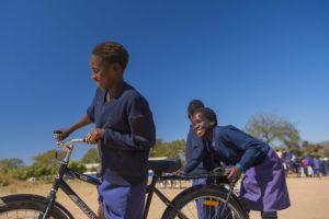 Pedal to Empower: take part in the World Bicycle Relief global fundraising ride