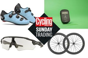 Sunday Trading: Great savings on Sidi shoes and Garmins