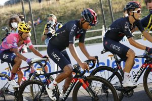 'I felt empty, I had no power': Egan Bernal shares his thoughts after dropping out of GC race at Tour de France 2020