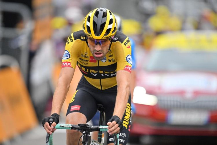 I came with the goal of winning the Tour, but that disappeared' - Tom Dumoulin on sacrificing his chances for the team - Cycling Weekly