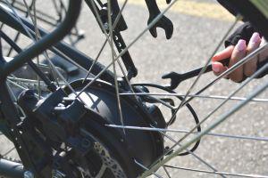 How do you maintain an e-bike?