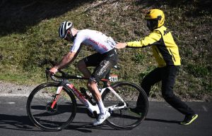 <div>'I came in with too much speed and slipped away': Marc Hirschi rues return of bad luck at Tour de France</div>