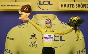 Tadej Pogačar snatches Tour de France 2020 victory from Primož Roglič in dramatic time trial