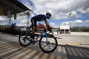 New Canyon Aeroad: Warren Barguil and Alejandro Valverde riding latest aero bike at Tour de France
