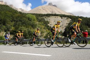 <div>Why are Jumbo-Visma using unbranded wheels in this year's Tour de France?</div>