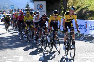 <div>Primož Roglič surprised Egan Bernal isolated on summit finish but won't underestimate Ineos</div>