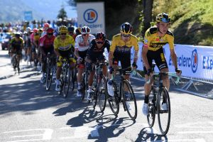 <div>Primož Roglič surprised Egan Bernal isolated on summit finish but won't underestimate Ineos</div>