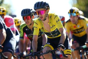 <div>'A dream is the wrong word': Adam Yates on his day in yellow jersey at Tour de France 2020</div>