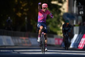 Michael Woods takes stage three victory and overall lead at Tirreno-Adriatico 2020