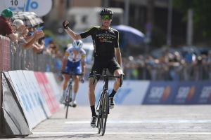 Lucas Hamilton takes stage four of Tirreno-Adriatico 2020 as Michael Woods retains overall lead