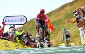 Dani Martínez rides to victory on brutal Tour de France stage 13 as Roglič extends overall lead