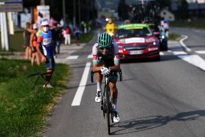 Lennard Kämna finally claims win for Bora-Hansgrohe on stage 16 of the Tour de France 2020