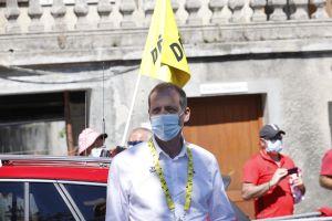 Tour de France race director Christian Prudhomme has tested positive for coronavirus