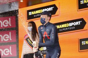 Tao Geoghegan Hart dedicates Giro d'Italia stage win to Nicolas Portal