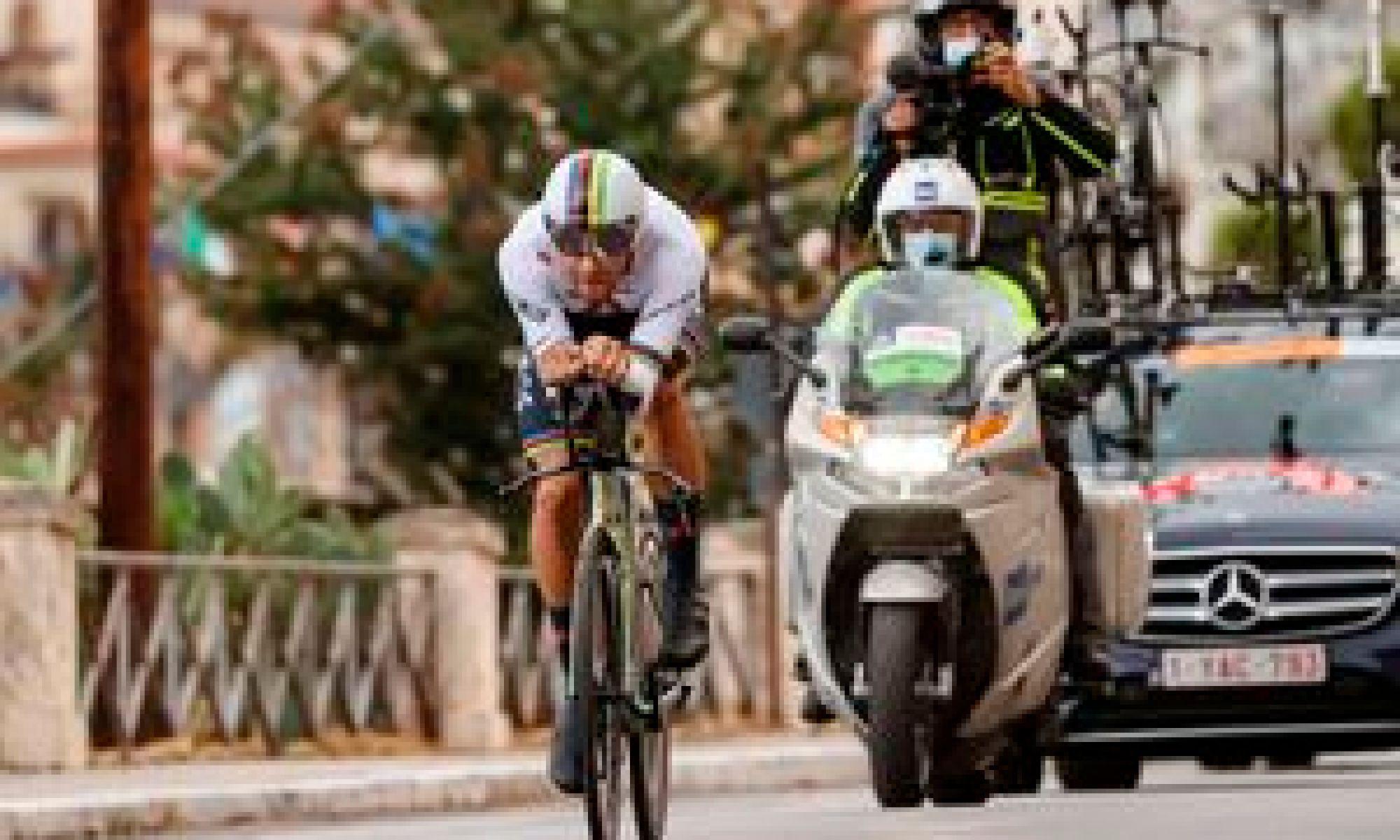 Giro d'Italia stage 14 time trial start times