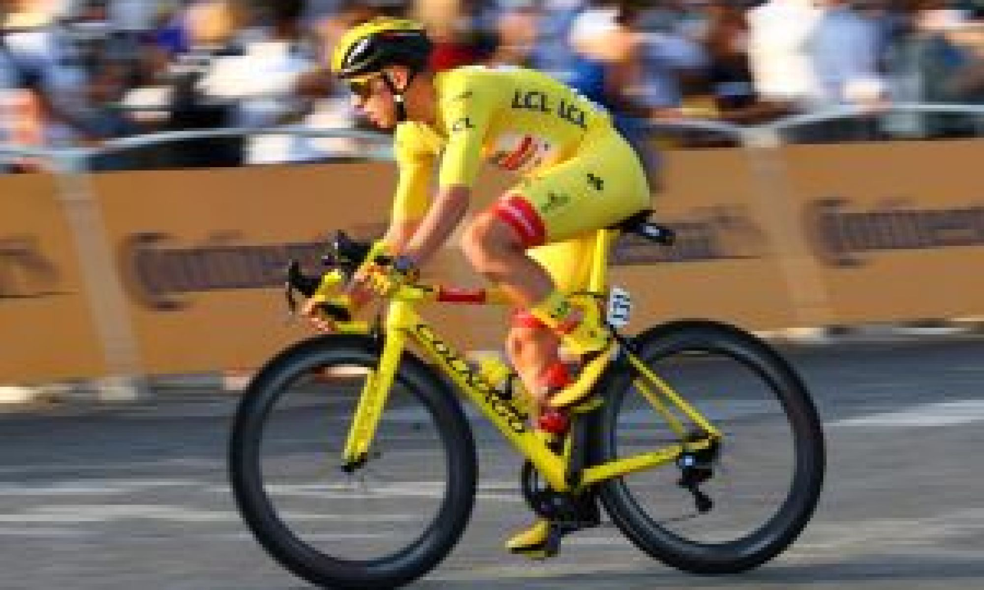 Colnago selling ,000 replica of Tadej Pogačar's Tour de France winning machine
