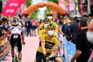 <div>Jumbo-Visma second team to pull out of Giro d'Italia due to coronavirus</div>