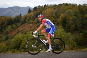 Thibaut Pinot abandons Vuelta a España 2020