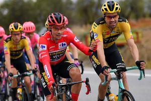 Tom Dumoulin abandons Vuelta a España 2020