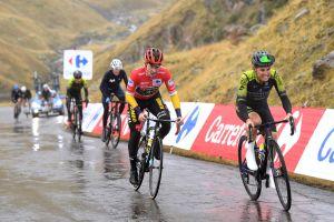 Primož Roglič drops out of race lead as Ion Izagirre wins Vuelta a España 2020 stage six