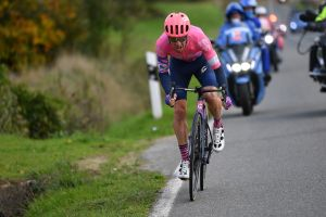 Five talking points from stage seven of the Vuelta a España 2020