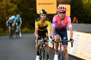 Hugh Carthy 'ready to fight for a good finish' on GC at the Vuelta a España