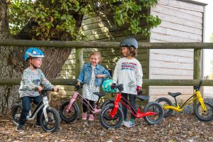 Hornit AIRO balance bike: The perfect introduction to bike riding