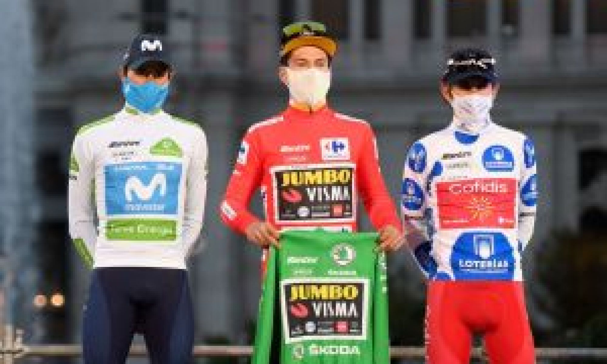 Vuelta a España standings: Final results from the 2020 race