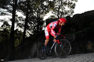 'We've come to win the Vuelta': Richard Carapaz still confident after losing race lead
