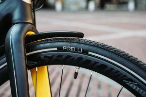 Pirelli new tyre