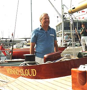 Morning Cloud Relaunch Yachting Monthly