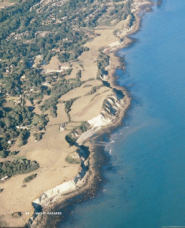 Pilot The Isle Of Wight Puckaster Cove To Bembridge Page 3 Of 14 Yachting Monthly