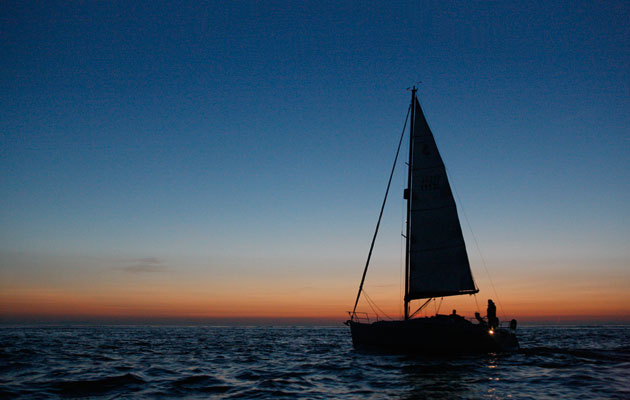 Tom Cunliffes Top 10 Tips For Night Sailing Yachting
