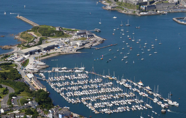 Plymouth Yacht Haven Investments Pays Off