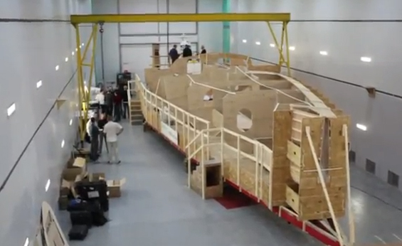 Building The Volvo Ocean Race One Design Yachting World
