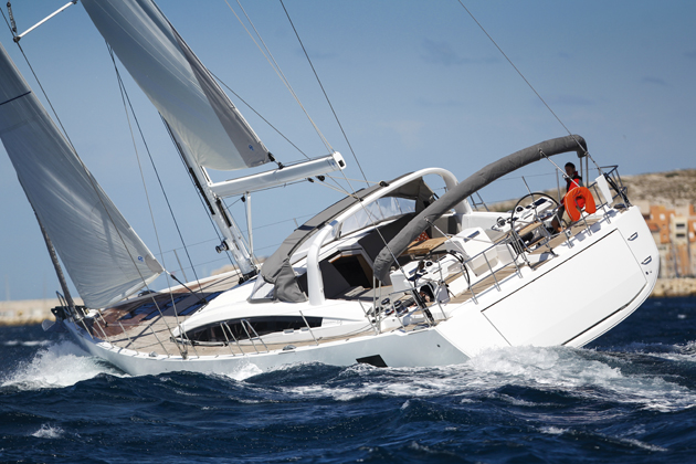 Jeanneau 64 Boat Test Yachting World